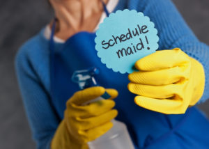 Scheduling a Maid